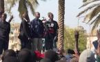 Place de la nation: Le discours de Ousmane Sonko