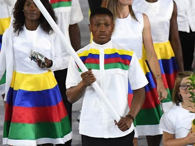 JO: un boxeur namibien accusé d'attouchements sexuels