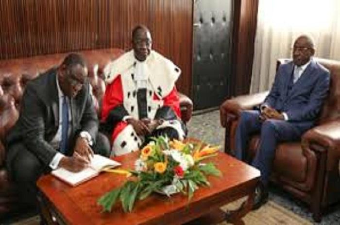 Non déclaration de patrimoine de Mamadou Badio Camara: les précisions de Sidiki Kaba