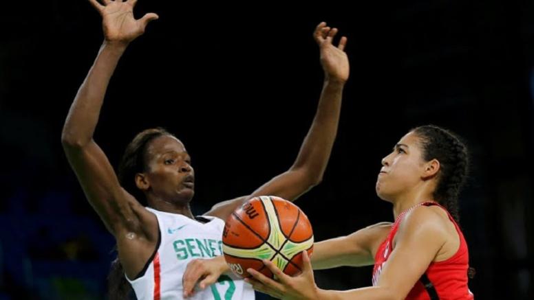 """JO Rio 2016 - Basket: les """"Lionnes"""" s'inclinent (58-68) face au Canada"""