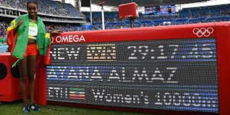 JO 2016 - Athlétisme: Sacrée championne olympique, Ayana pulvérise le record du monde