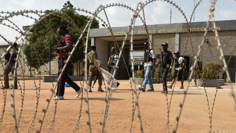 Côte d'Ivoire: livraison de matériel à la Maison d'arrêt d'Abidjan