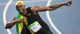 JO 2016 - Bolt au 100 m: la foudre a encore frappé