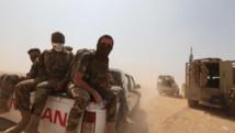 Irak: la coalition gagne du terrain face au groupe EI près de Mossoul