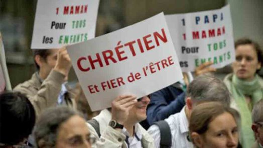 France-Pour 45% des catholiques pratiquants, l'islam représente une menace