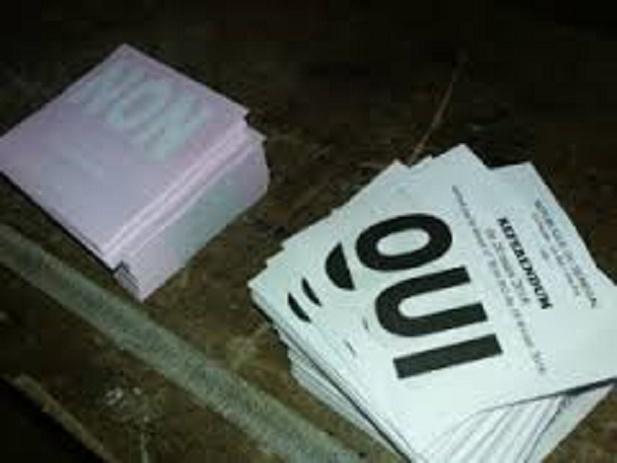 Référendum - Rapport CENA: des citoyens et des Sénégalais de l'extérieur privés du droit de vote, bon nombre d'électeurs frustrés