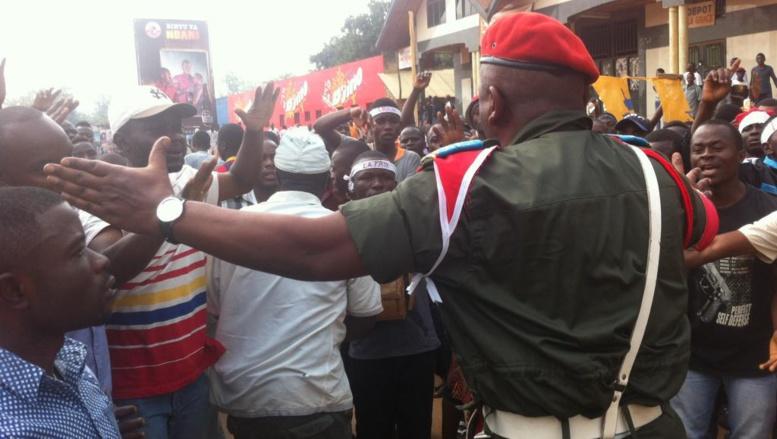 RDC: violents affrontements à Beni après la visite du Premier ministre