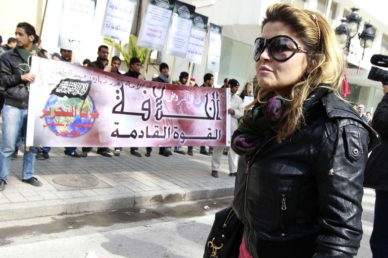 Un parti islamiste radical défie la justice tunisienne