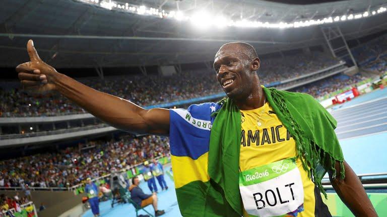 200m – Encore un Gold pour Bolt