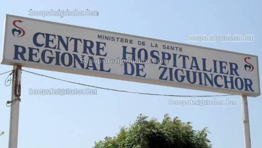 Hôpital  régional de Ziguinchor : Les travailleurs réclament la tête d'Abibou Cissé, Directeur général