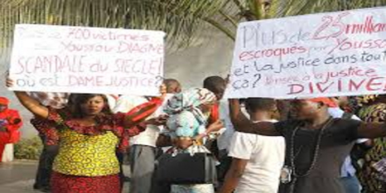 Abdoulaye Youssou Diagne condamné: les victimes d'Agir Immo parlent de «victoire d'étape»
