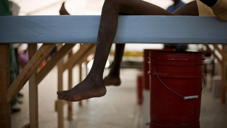 Epidémie de choléra en RCA: la menace des eaux stagnantes