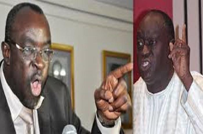 Cheikh Fall Kane porte la réplique de Me El Hadji Diouf: «Moustapha Cissé Lô est un fou heureux propulsé par Macky Sall»