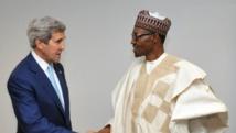En visite au Nigeria, Kerry confirme à Buhari le soutien des Etats-Unis