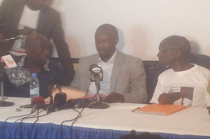 Ousmane Sonko : «C'est Macky Sall lui-même qui a ourdi une cabale contre moi»
