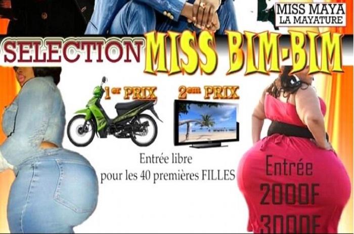 Burkina Faso: l'élection de «Miss Bim Bim» suscite la polémique