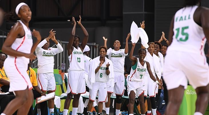 Classement mondial Fiba: les Lionnes gagnent sept (7) places et devancent l'Angola