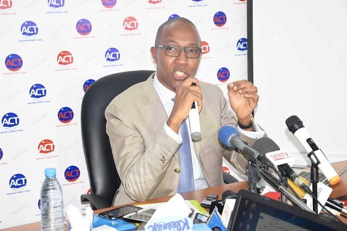 "Ousmane Sonko, Nafi Ngom Keïta, ""sénégalité"": l'ACT d'Abdoul Mbaye fait feu de tout bois"
