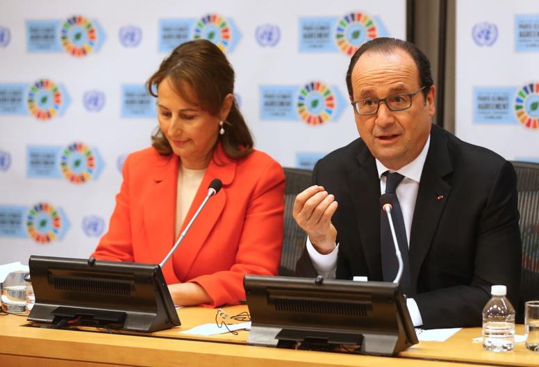 Le 13 novembre, François Hollande et Ségolène Royal ont craint pour la vie de leur fils