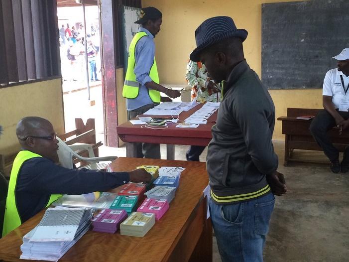Direct Présidentielle: jour de vote au Gabon