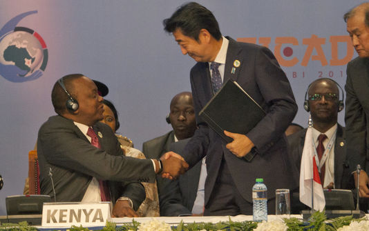 Le Japon s'engage à investir 27 milliards d'euros en Afrique