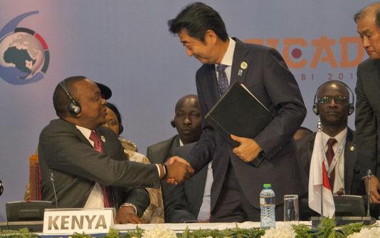 Le Japon s'engage à investir 27 milliards d'euros en Afrique