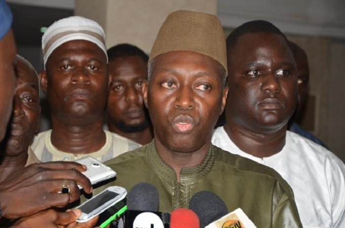 En guerre contre Macky : l'opposition lance la plateforme «Fdc/Wallu»
