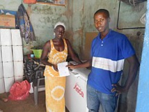 Nouvelles opportunités économiques pour les femmes grâce à la réfrigération solaire