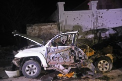 Somalie: au moins 5 morts dans un attentat-suicide à Mogadiscio