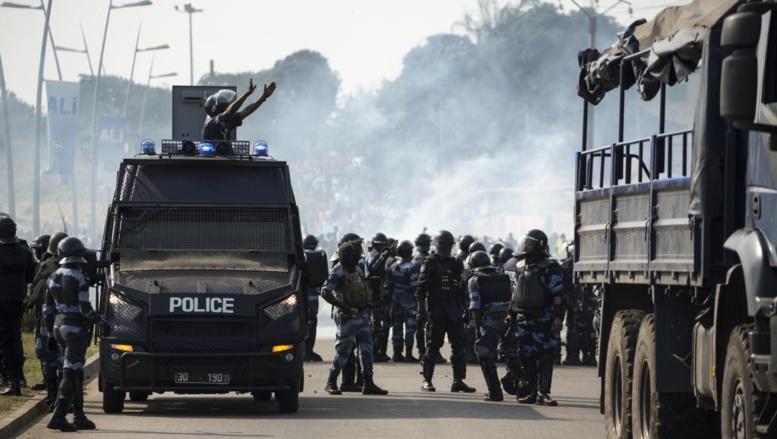 Gabon: le QG de Jean Ping pris d'assaut, deux personnes sont mortes