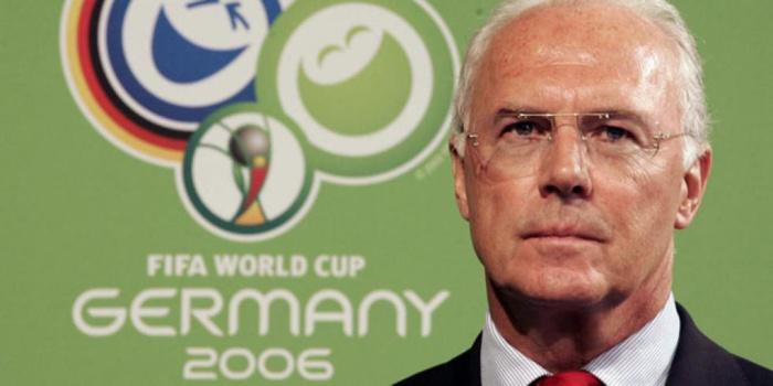 Franz Beckenbauer inculpé par la justice suisse pour blanchiment