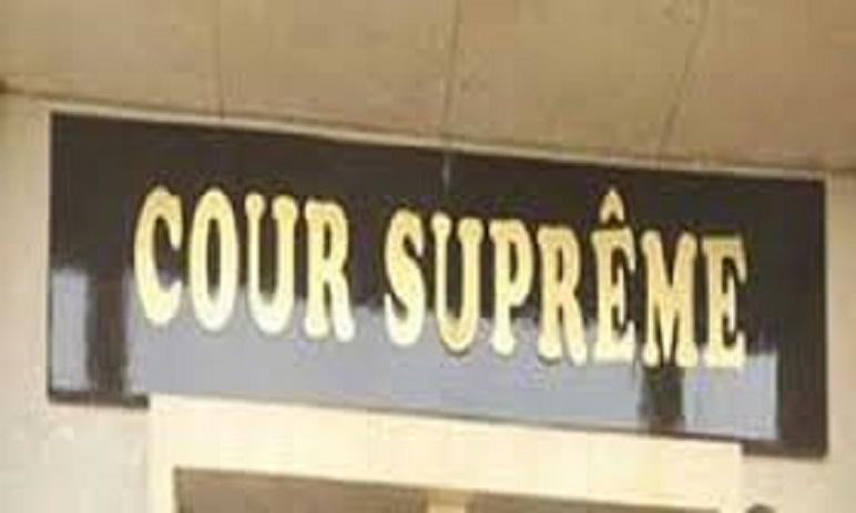 «Le premier président de la Cour suprême n'est pas concerné par la déclaration de patrimoine», (par Mamadou Abdoulaye Sow)