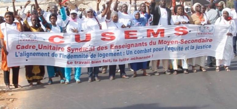 Bataille autour du CUSEMS: Dame Mbodji et Abdoulaye Ndoye face au  juge le 27 septembre