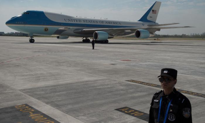 G20: après l'incident de l'aéroport, Obama recadre les autorités chinoises