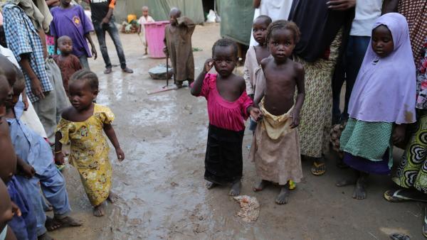 Le nord-est du Nigeria en proie à une grave crise humanitaire