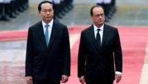 Hollande au Vietnam: une affaire de symbole et de gros sous