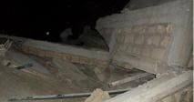 Mbane : La chute d'une dalle tue une fille de 15 ans et fait plusieurs blessés