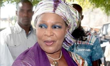 Pour recouvrer ses biens : Aida Ndiongue décide d'internationaliser son combat