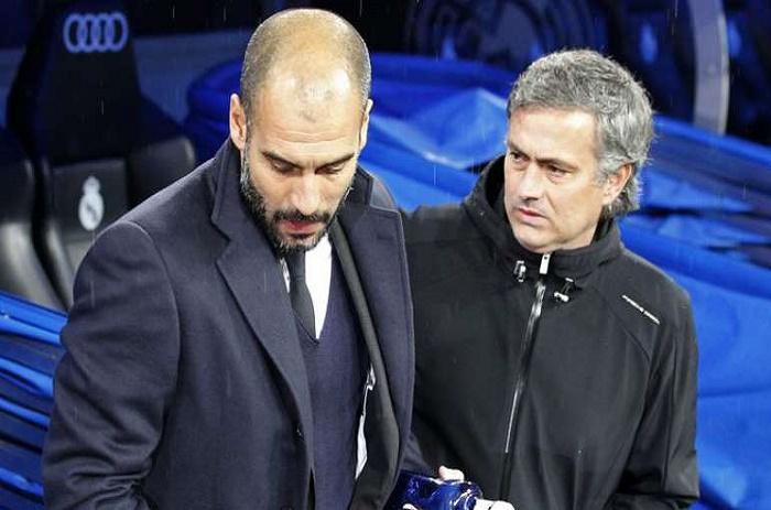 Mourinho et Guardiola lancent le tant attendu derby Manchester United-Manchester City !