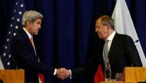 Syrie: Washington et Moscou s'entendent sur un plan de trêve