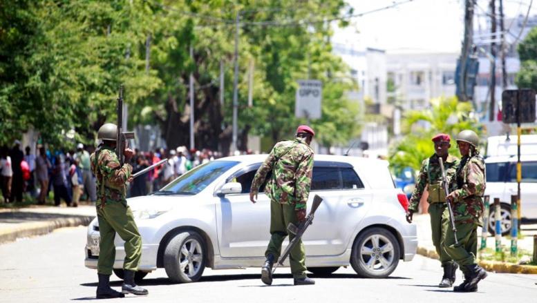 Une attaque terroriste présumée déjouée à Mombasa au Kenya