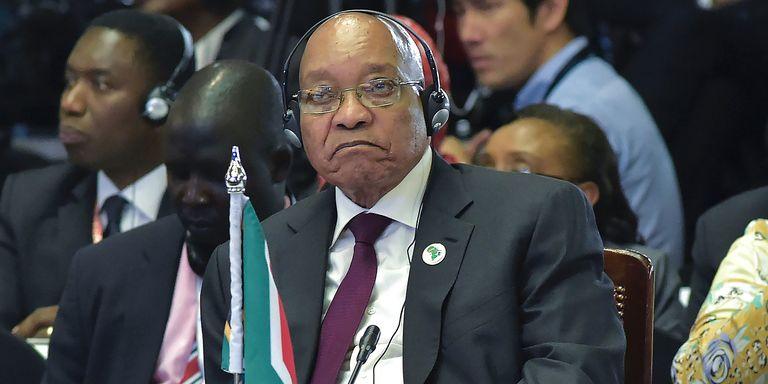 Jacob Zuma rembourse près de 500 000 euros à l'Etat sud-africain
