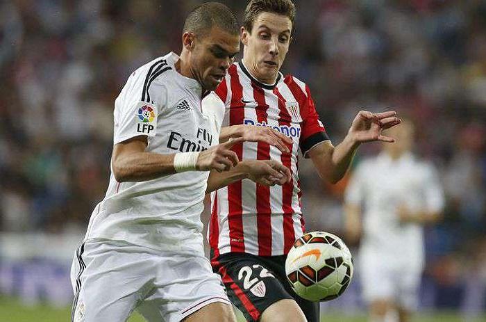 Pepe met la pression sur le Real Madrid