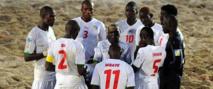 Beach soccer - Can 2016 : Les Lions se préparent à finir le travail