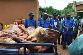 Matam : 12 tonnes de viandes impropres à la consommation saisies