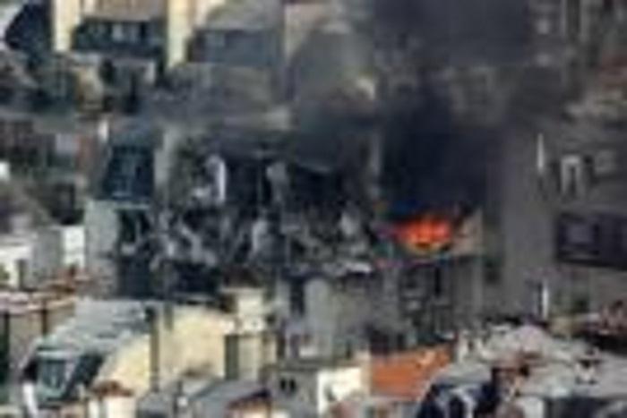 France: une explosion dans un immeuble du centre de Dijon fait plusieurs blessés graves
