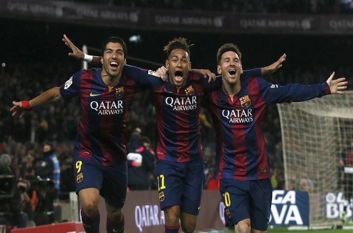 FC Barcelone : Luis Suarez surclasse Cristiano Ronaldo !