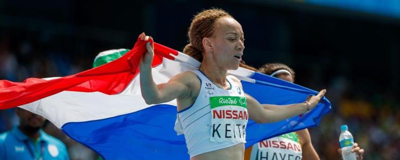 Sacrée sur 400 m à Rio, Nantenin Keita, la fille du chanteur Salif offre à la France sa 7e ...