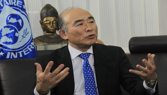 Mitsuhiro Furusawa DGA du FMI : « Le Sénégal a les capacités d'atteindre l'émergence »