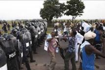 LIVE RDC: la situation dégénère - au moins 4 morts